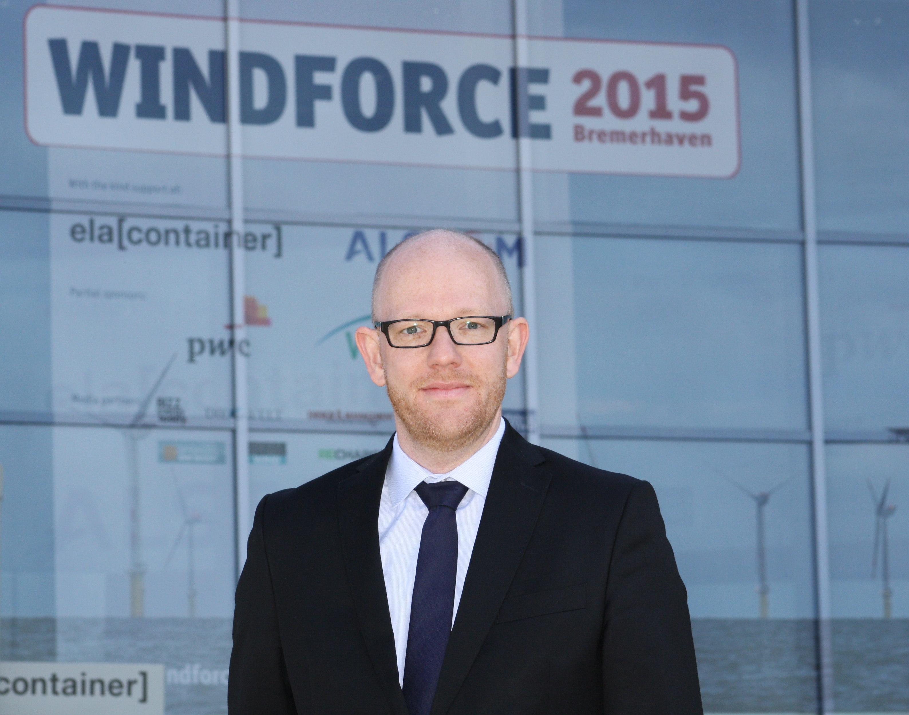 Ronny Meyer, Geschäftsführer Windenergie-Agentur WAB