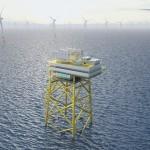 Die neue Netzanschlusslösung von Siemens soll das Volumen der Plattformaufbauten um 80 Prozent senken.